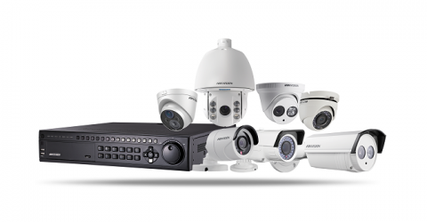 Surveillance Products & Remote Monitoring System